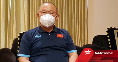 HLV Park Hang Seo chỉ ra điều đáng lo của tuyển Việt Nam