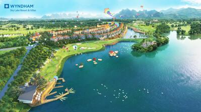 Wyndham Sky Lake Resort & Villas: Bảo chứng an toàn về đầu tư sinh lời cho bất động sản nghỉ dưỡng ven đô