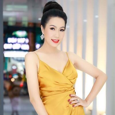 NSƯT Trịnh Kim Chi nói gì về tin đồn khởi kiện nữ CEO Đại Nam?