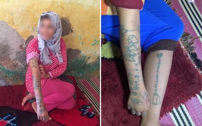 Thiếu nữ 17 tuổi bị cưỡng hiếp, tra tấn tập thể bởi 11 người đàn ông suốt 2 tháng trời, những hình xăm gây ám ảnh