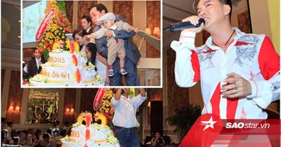 8 năm trước, Đàm Vĩnh Hưng từng hát trong tiệc thôi nôi Hằng Hữu, sau 8 năm gửi đơn kiện bà Phương Hằng