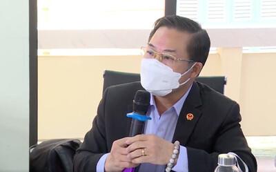 Ông Lưu Bình Nhưỡng: 'Tôi làm từ thiện rất nhiều nhưng không làm như Phan Anh và Thủy Tiên'