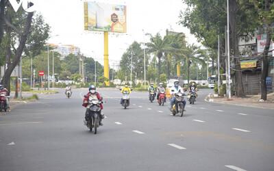 TP.HCM dự thảo phân vùng giao thông thành 3 khu vực sau ngày 1/10