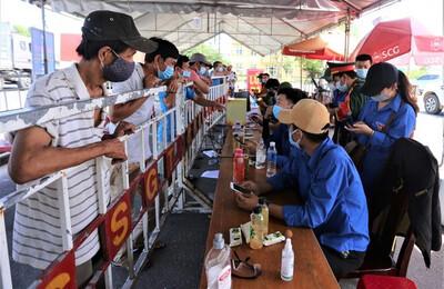 Người đã tiêm đủ 2 mũi vắc xin ở vùng Xanh Đà Nẵng đến Quảng Nam cách ly thế nào?