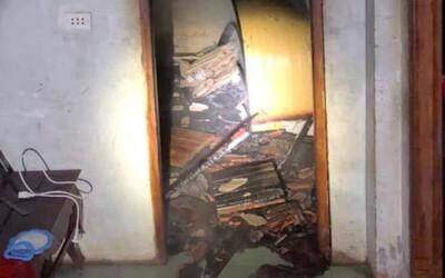 Tuyên Quang: Bố và 2 con nhỏ tử vong, 1 người con khác nguy kịch sau vụ hoả hoạn bất thường