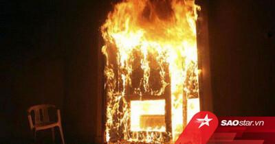Nghi vấn mâu thuẫn gia đình, bố đốt nhà khiến 4 bố con tử vong thương tâm