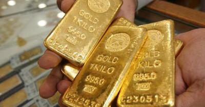Giá vàng hôm nay 29/9: Xuống đáy 6 tuần, USD tăng vọt