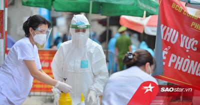 Trưa ngày 29/9, Hà Nội ghi nhận thêm 1 ca mắc mới tại Long Biên
