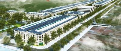Bắc Giang: Đơn vị trúng thầu Dự án Khu đô thị mới hơn 366 tỷ đồng