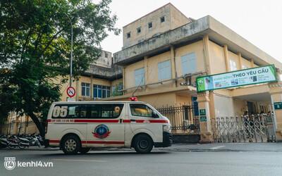 NÓNG: Ngoài Hà Nội, 3 tỉnh khác đã phát hiện người về từ BV Việt Đức dương tính SARS-CoV-2