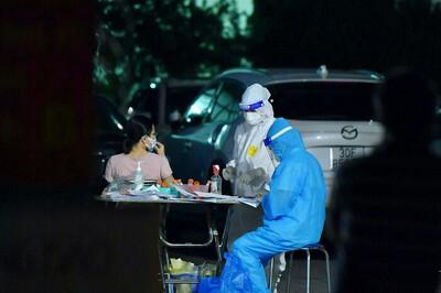 Chiều 5/10: Hà Nội thêm 2 ca dương tính mới với SARS-CoV-2 tại Hoàng Mai