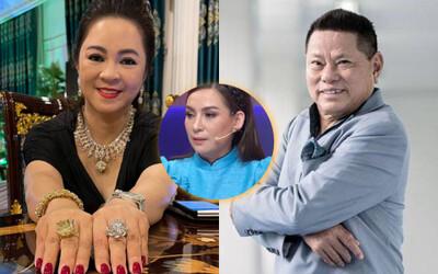 Bà PH 'xấu hổ' xin tỷ phú Hoàng Kiều 10 triệu đô để nuôi con của NS Phi Nhung, lý lẽ như nào mà dân tình tranh cãi?