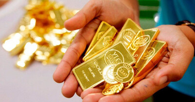 Giá vàng hôm nay 11/10: Giảm nhẹ, dao động quanh mốc 1.757 USD/ounce