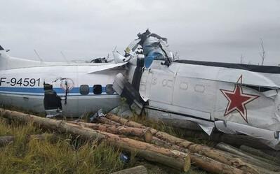 Máy bay chở 22 người rơi tại Nga, thân vỡ làm đôi, 16 người tử vong tại chỗ