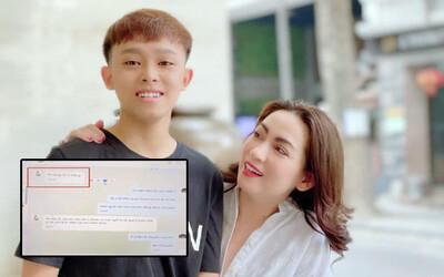 MXH xôn xao tin nhắn được cho là của Hồ Văn Cường với nội dung: 'Hi vọng cô H thắng'?