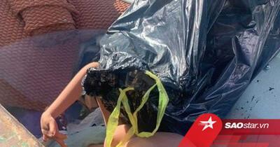 Phát hiện 'xác chết khỏa thân' trong bãi rác, người phụ nữ 'ngã ngửa' khi biết sự thật