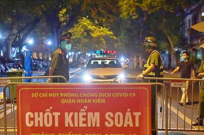 Ngày 14/10, Hà Nội thêm 12 ca mắc mới, trong đó 11 ca là bệnh nhân và người nhà tại BV Việt Đức