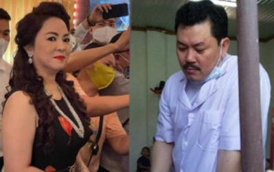 Luật sư bị tố hành hung bà Phương Hằng lên tiếng phủ nhận: 'Buổi làm việc diễn ra từ 8h30 đến 13-14h thì kết thúc'