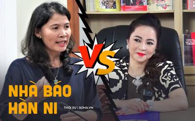 Tố cáo bà Nguyễn Phương Hằng, nhà báo Hàn Ni: 'Tôi bị hàng nghìn cuộc gọi chửi, nhắn tin bậy bạ'