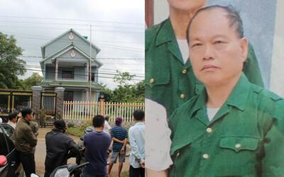 Bắt giữ nghi phạm sát hại vợ rồi vượt tường bỏ trốn ở Bắc Giang