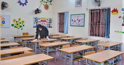 Nhiều tỉnh, thành lên kế hoạch đón học sinh đi học trực tiếp