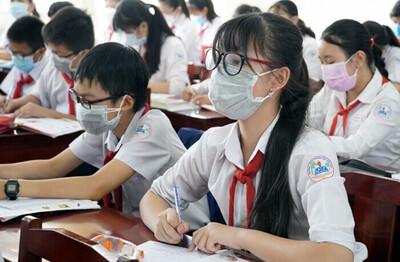 Hà Nội vừa đề xuất cho học sinh đi học trở lại trong điều kiện bình thường mới từ tuần sau