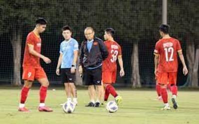 Ông Park chốt danh sách U23 Việt Nam đá vòng loại U23 châu Á