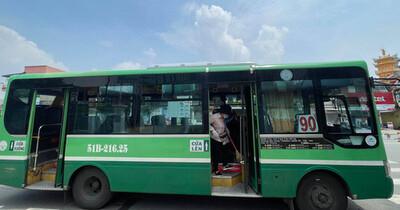 TP.HCM đề xuất mở lại 8 tuyến xe buýt hoạt động từ 25/10