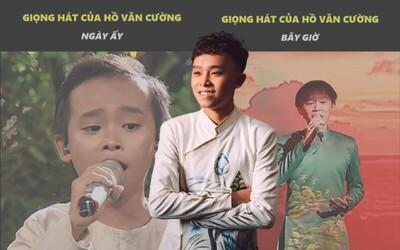 Giữa ồn ào, netizen so sánh giọng hát của Hồ Văn Cường lúc trước và bây giờ: Có nhiều nhận xét bất ngờ