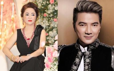 Bộ CA làm việc với bà Phương Hằng liên quan đơn tố cáo ca sĩ Đàm Vĩnh Hưng