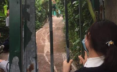 Hiện trường vụ thảm sát 3 người bị chém tử vong ở Bắc Giang