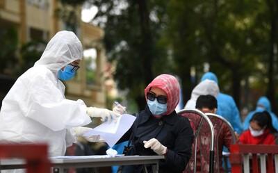 Sáng ngày 12/4, có thêm 3 ca mắc Covid-19 mới tại Hà Nội và Thái Nguyên