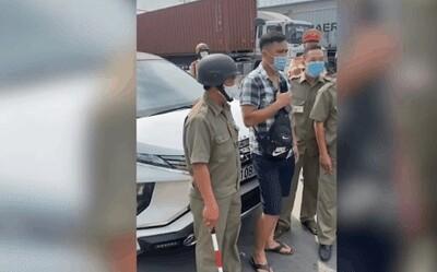 YouTuber Lê Chí Thành: Đại úy bị loại khỏi ngành, hơn 20 lần cố tình tiếp cận khiêu khích lực lượng chức năng