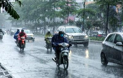 Dự báo thời tiết hôm nay và ngày mai 17/4: Hà Nội trời chuyển lạnh, TPHCM có mưa rào và dông