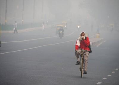 Ấn Độ: Biến không khí ô nhiễm thành gạch ngói xây dựng