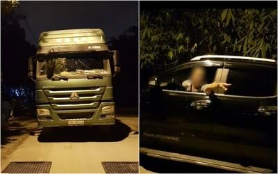 Hà Nội: Đối tượng hung hăng dọa đánh Thanh tra giao thông khi đang làm nhiệm vụ