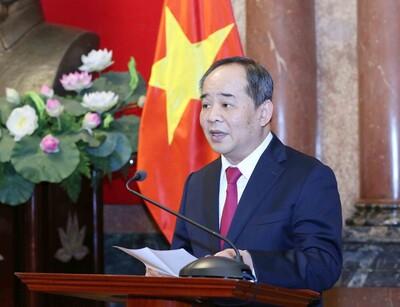 Ông Lê Khánh Hải xin rời ghế Chủ tịch VFF