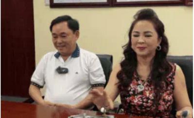 Vợ ông Dũng lò vôi: Ông Võ Hoàng Yên từng xui chuyển hết tài sản và nếu tôi ly hôn 'ông ấy sẽ là bờ vai để tôi dựa dẫm vào'
