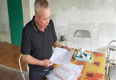 Phù Ninh - Phú Thọ: Sai phạm trong việc cấp GCNQSD đất?