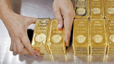 Giá vàng hôm nay 14/4: Cắt đứt đà giảm, giá vàng bật tăng mạnh mẽ