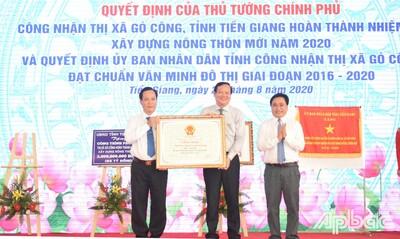 Tiền Giang: Thị xã Gò Công mời gọi đầu tư khu nhà ở xã hội…