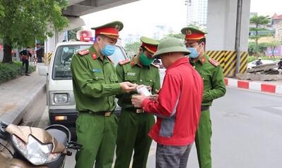 Hà Nội: Phạt tới 20 triệu đồng các hành vi vi phạm phòng, chống dịch Covid-19