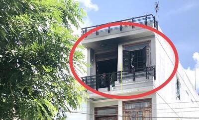 Án mạng giết người, đốt xác làm 4 người thương vong tại Đồng Tháp