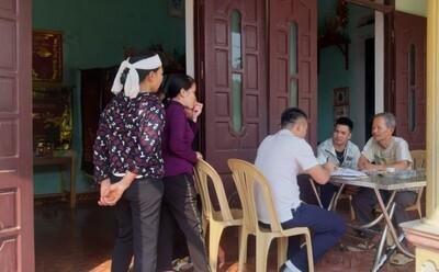 NÓNG: Công an thông tin vụ chôn cất người bị tai nạn ngay trong đêm ở Thanh Hóa