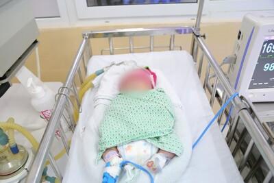 Thương tâm: Bé gái sơ sinh bị bỏ rơi trước Tết Nguyên đán đã qua đời