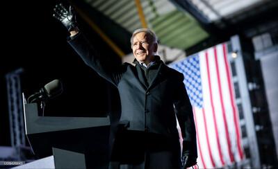 Cuộc trường chinh 4 thập kỷ và 'nhân tố X' đưa ông Biden vào Nhà Trắng