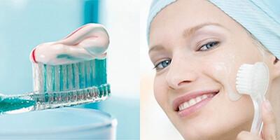 Cách làm trắng da mặt bằng kem đánh răng, hiệu quả thần kì bạn biết chưa?