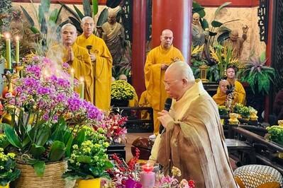 TP.HCM đề nghị dừng hoạt động các nghi lễ tôn giáo tập trung trên 20 người để phòng dịch COVID-19
