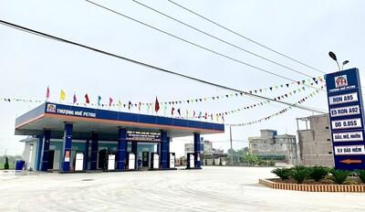Thái Bình: Niêm phong, chấm dứt hoạt động cây xăng Thượng Huế