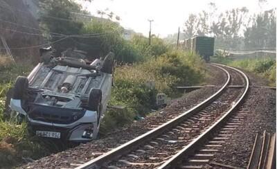 Vụ tàu hỏa đâm ôtô khiến 3 người trong gia đình thương vong: Nhân viên gác chắn kéo barie chậm